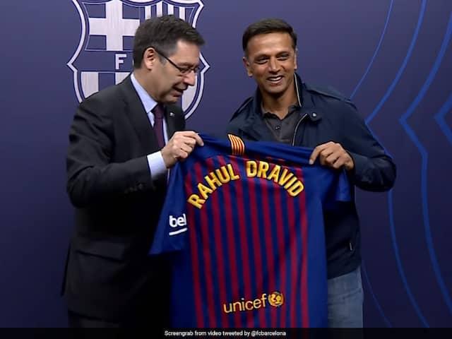 IPL Games Have Atmosphere Similar To Barcelona vs Atletico Madrid Fixture, Says Rahul Dravid