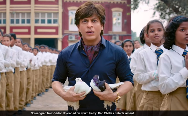 Shah Rukh Khan Zero
