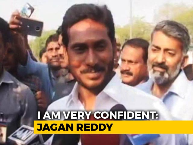 'Vote For Change, Vote Without Fear', Says Jagan Mohan Reddy