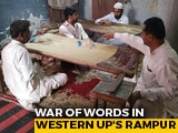Video: Rampur, Key to UP's Minority Votebank, Is Unemployed, Angry