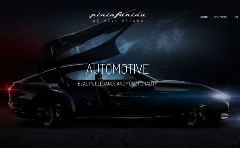 The new Pininfarina website has been designed and developed by the creative agency Vangogh from Milan