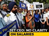"Video : ""Banks Unable To Make Salary Commitments:"" Jet Airways CEO Vinay Dube To Employees"