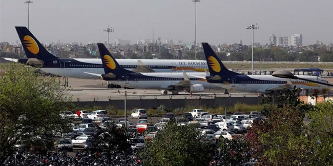 Court Issues Notice To Jet Airways On Plea For Refund, Alternative Flights