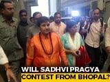 Video: Sadhvi Pragya, Malegaon Blast Accused, Joins BJP, Says Will Contest Polls
