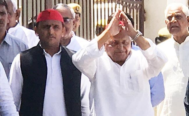 Mulayam Yadav Picks Family Bastion Mainpuri For Seventh Lok Sabha Term