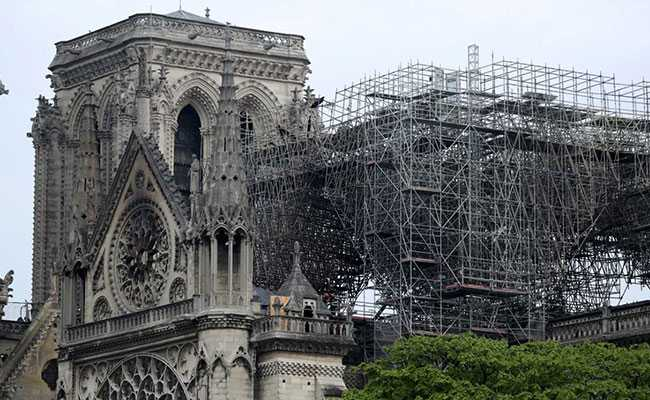 ArcelorMittal To Offer Steel For Notre Dame Restoration