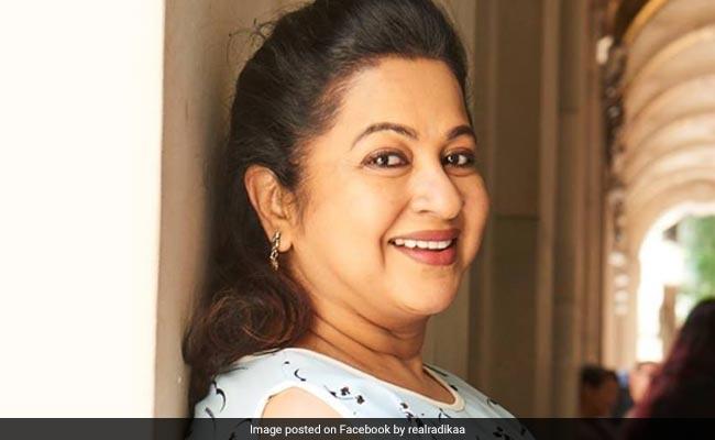Actress Radikaa Sarathkumar Escapes Sri Lanka Blasts