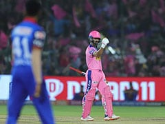 IPL Live Score, RR vs DC IPL Score: Ashton Turner Falls For Golden Duck Again After Ajinkya Rahane