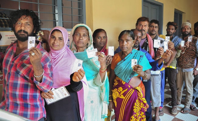 62% Voting In Gujarat Amid EVM Snags; PM Modi, Amit Shah Cast Vote