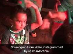 IPL 2019: धवन के बेटे का डांस देखकर हैरान रह गए रणवीर सिंह, कह डाली ऐसी बात, देखें VIDEO