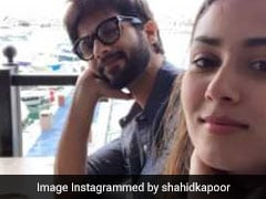 More Fab Pics From Shahid Kapoor And Mira Rajput's Europe Vacation