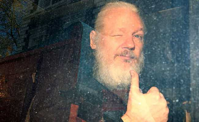 Hit By 40 Million Cyber-Attacks Since Julian Assange's Arrest: Ecuador