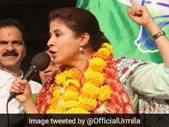 उर्मिला मातोंडकर ने लगाया ईवीएम में गड़बड़ी का आरोप, चुनाव आयोग में दर्ज कराई शिकायत