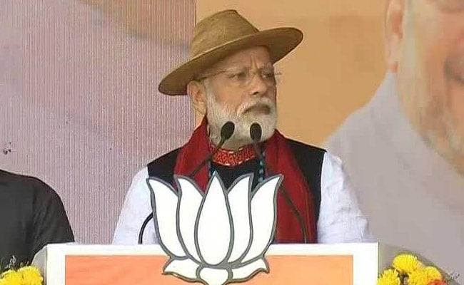 'Manifesto Of Lies, Hypocrisy': PM Modi Rips Into Congress