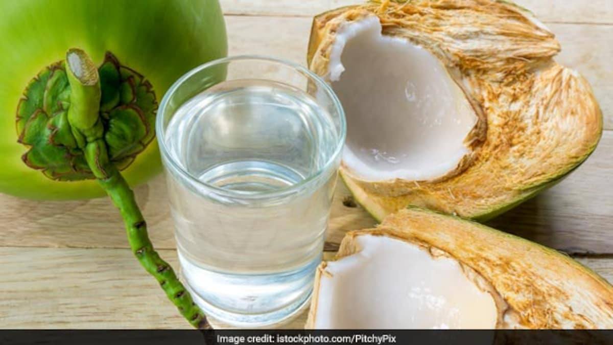 Watch: Immunity-Boosting Coconut Lemon Drink Recipe To Prevent Fever And Nausea