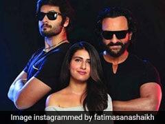 <i>Bhoot Police</i> First Look: Saif Ali Khan, Fatima Sana Shaikh And Ali Fazal Are 'Hilariously Spooky' Ghostbusters