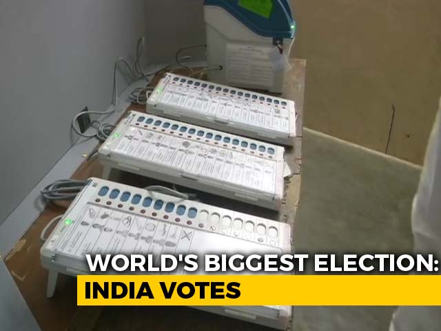 95 Seats Across 11 States To Vote Today In Second Phase
