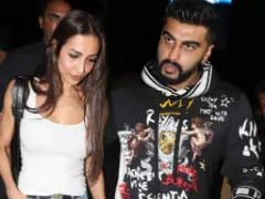 Of Arjun Kapoor And Malaika Arora's Rumoured Wedding, Actors Says, 'No Hurry'