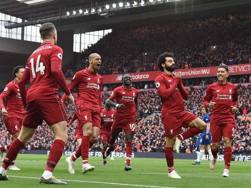 Liverpool Back On Top As Mohamed Salah Stunner Kills Off Chelsea