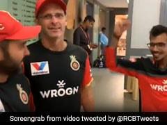 IPL 2019: চেন্নাইকে হারিয়ে কোচের সামনেই ভাংড়া যুজবেন্দ্র চাহালের