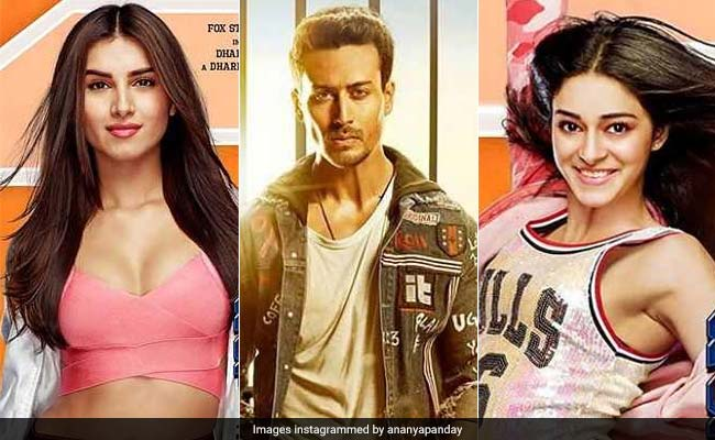 Student Of The Year 2 New Posters: College Feels From Ananya Panday, Tara Sutaria And Tiger Shroff