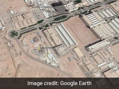 First Satellite Images Show Saudi Nuclear Reactor Work Near Complete