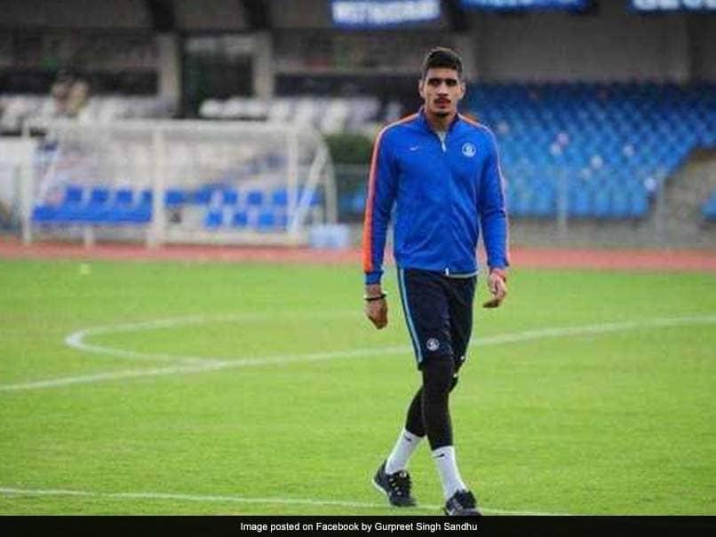 Coach Needs To Make Sure That Everyone Is Happy In Team Says India Goalkeeper Gurpreet Singh Sandhu