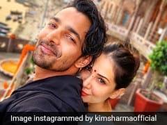 Harshvardhan Rane's Post 'Confirming' Break-Up With Kim Sharma Is Viral