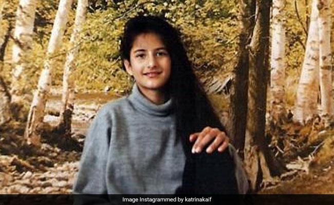Katrina's Childhood Pic Look Familiar? We've All Been There, Done That