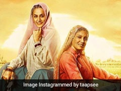 <i>Saand Ki Aankh</i> New Poster: Presenting Taapsee Pannu And Bhumi Pednekar As The 'Shooter <i>Dadis</i> Of India'