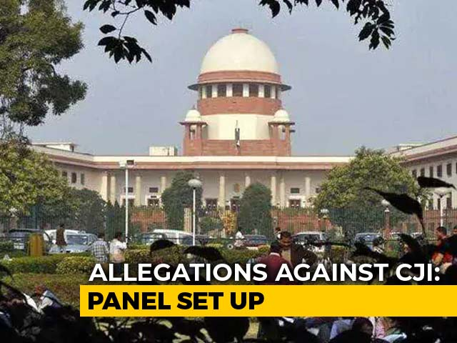 Video : Top Court Summons CBI, Intel, Cops On 'Conspiracy' Against Chief Justice