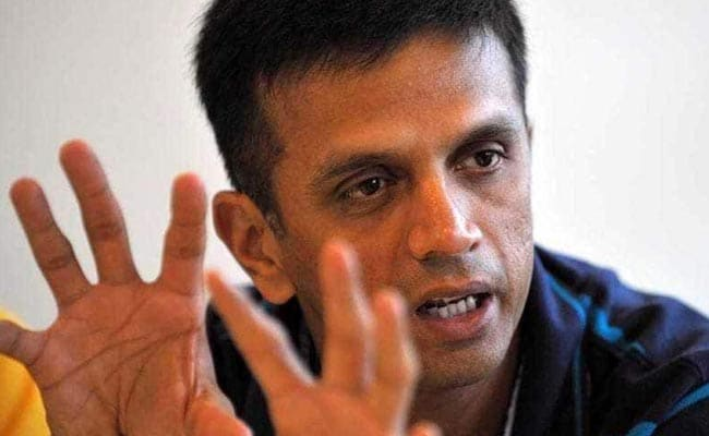 Rahul Dravid Can't Vote This Time. Bengaluru Poll Officer Explains Why