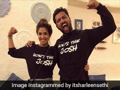 """""""Breakups Don't Break Me"""": Harleen Sethi's Post After Reported Break-Up With Vicky Kaushal Goes Viral"""
