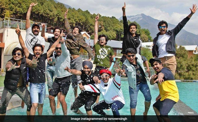 '83: Ranveer Singh And 'Kapil's Devils' Take Over Dharamshala