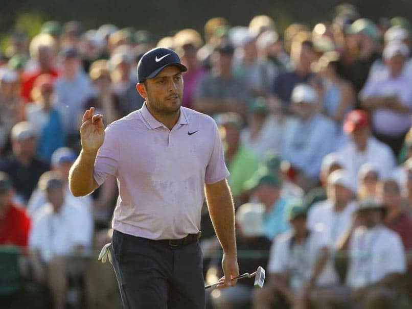 Francesco Molinari Seizes Masters Lead With Tiger Woods, Tony Finau Two Back