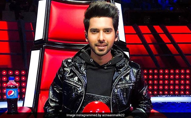 What Armaan Malik Said About Rumours Of Altercation With Adnan Sami On The Voice Sets