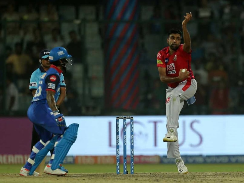 IPL 2019: Shikhar Dhawan Came Up With An Unusual Way To Counter R Ashwin