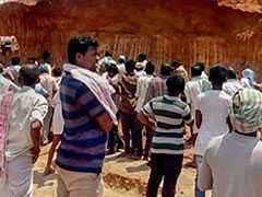 10 Workers Buried Alive Under Mound Of Mud In Telangana