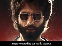 <i>Kabir Singh</i> New Poster: The 'Man Of Action' Shahid Kapoor Looks Intense