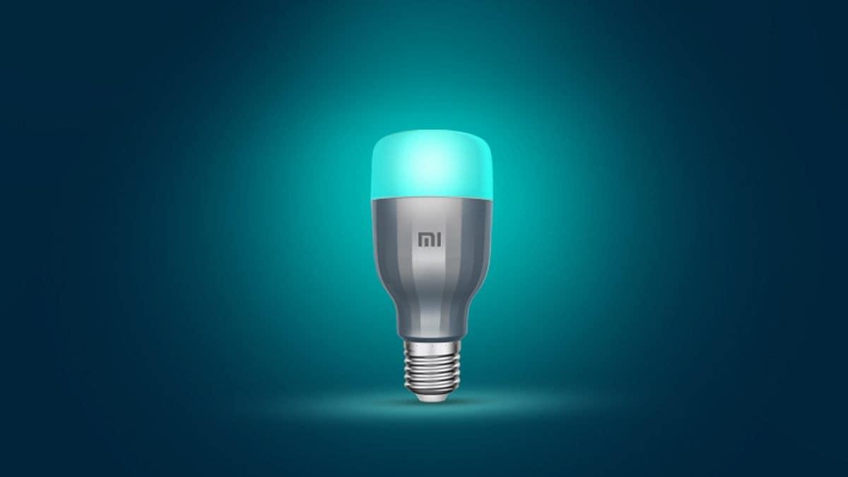 Mi LED Smart Bulb भारत में क्राउडफंडिंग के लिए उपलब्ध, जानें कीमत