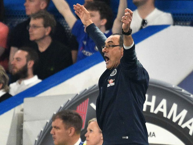 Chelsea Manager Maurizio Sarri Charged With Misconduct