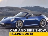 Video : 2019 Porsche 911 M, BMW 8 Series Convertible and Connected Cars Technology