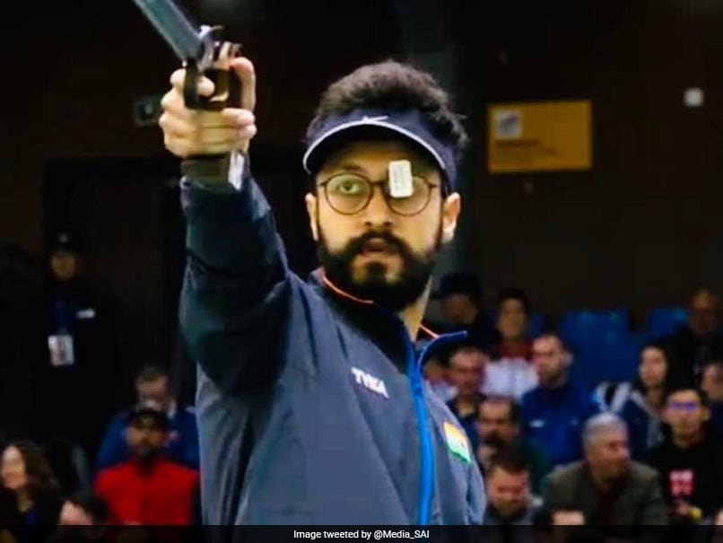 ISSF World Cup: Abhishek Verma Secured Olympic Quota After Winning The Gold