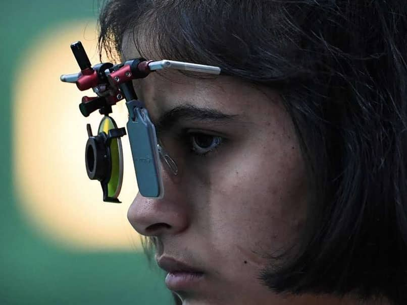 Asian Shooting Championships: Manu Bhaker wins gold in women's 10m air pistol event