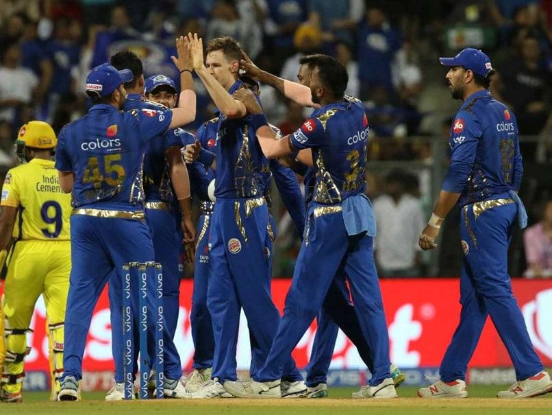 Live IPL Score, MI vs CSK Live Cricket Score from Wankhede Stadium,Mumbai