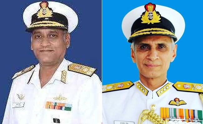 वरिष्ठता के बावजूद नौसेना प्रमुख नहीं बनाए गए वाइस एडमिरल बिमल वर्मा रक्षा मंत्रालय गए