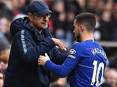 100 Million Pounds Too Cheap For Eden Hazard, Says Chelsea Manager Maurizio Sarri