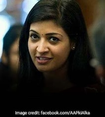 Alka Lamba, Former AAP MLA, To Be Congress's Candidate From Chandni Chowk