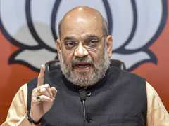 Gujarat Police Firing Victim's Father To Contest Polls Against Amit Shah