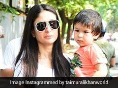 तैमूर अली खान को गोद में लेकर वोट डालने पहुंचीं करीना, फोटोग्राफर्स की नजर पड़ते ही हुआ कुछ ऐसा- देखें Video